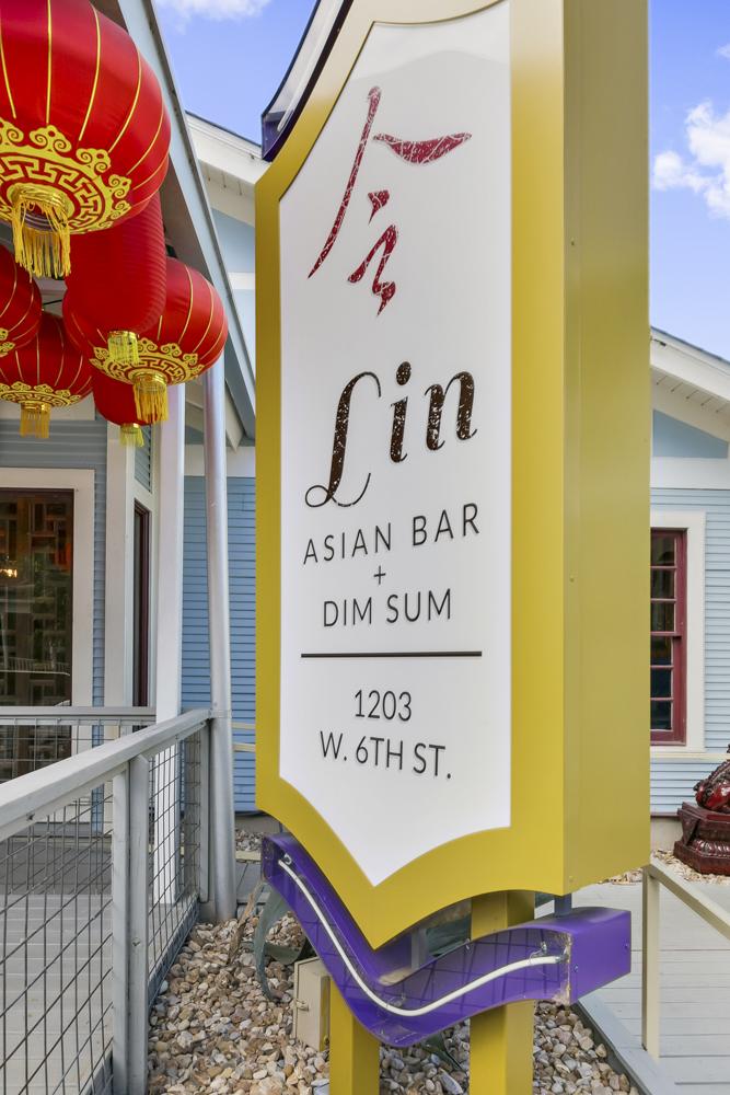 Lin Asian Bar Dim Sum Restaurant In Austin Texas